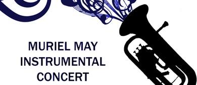 Muriel May Instrumental Scholarship