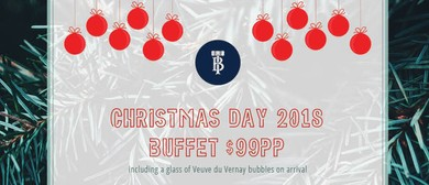 Christmas Day Buffet 2018: SOLD OUT