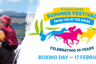 Image for event: Interislander Summer Festival - Rangiora Harness Races