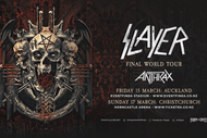 Image for event: Slayer With Special Guests - Anthrax: CANCELLED