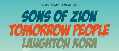 Sons of Zion - Tomorrow People & Laughton Kora
