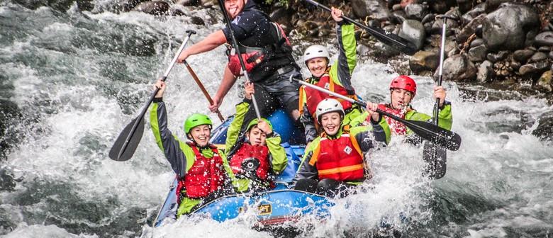 Rafting New Zealand Local's Week