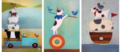 The Art of Barbara Franklet