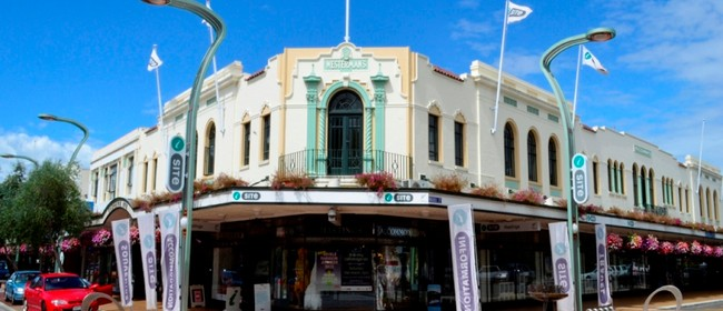Art Deco Walk of the Hastings CBD - ADF19
