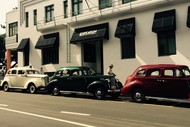 Art Deco Vintage Car Tours - ADF19