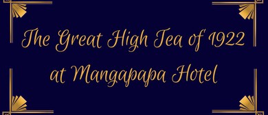 The Great High Tea of 1922 - ADF19