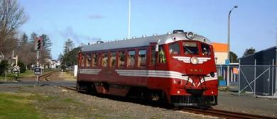Railcar Ride and Afternoon Tea at Waipukurau - ADF19