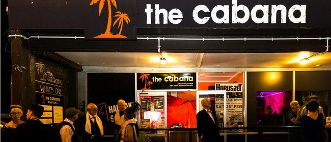 Late Night Jazz Club at the Cabana - ADF19