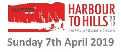 Napier Port Harbour to Hills 2019