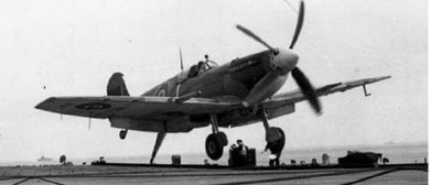 By Seafire to The Middle Sea: WWII Fleet Air Arm