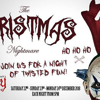 Fear Factory: The Christmas Nightmare