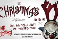 Image for event: Fear Factory: The Christmas Nightmare
