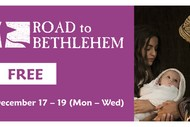 Image for event: Road To Bethlehem