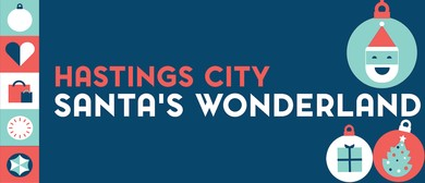 Hastings City Santa's Wonderland