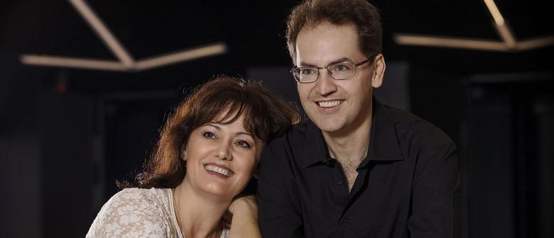 Dénes Várjon and Izabella Simon – Piano Duo and Solo