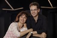 Image for event: Dénes Várjon and Izabella Simon – Piano Duo and Solo
