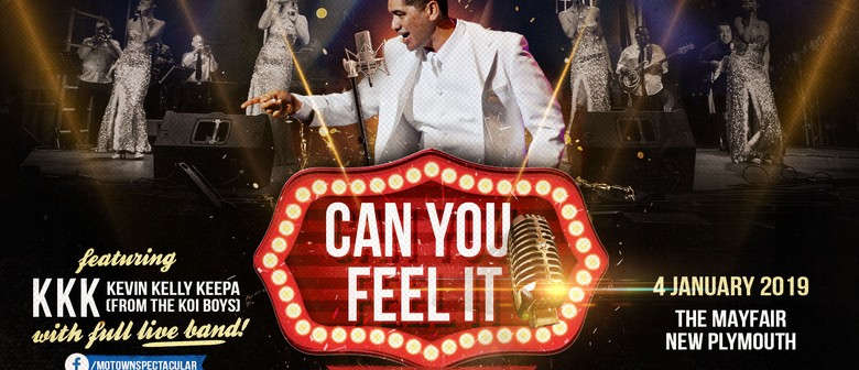 Can You Feel It - The Motown Spectacular