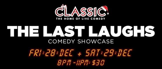 Last Laughs Summer Comedy Allstars
