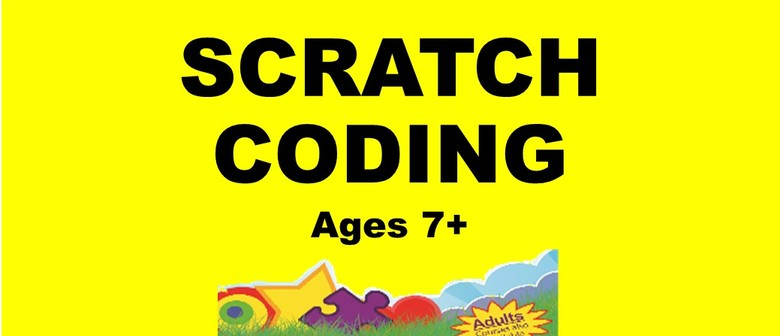 Scratch Coding: School Holiday Computer Class