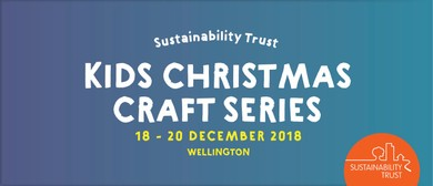 Kids Christmas Craft Series