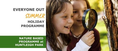 Everyone Out Summer Holiday Programme