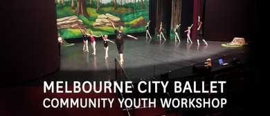 Melbourne City Ballet - Youth Workshop