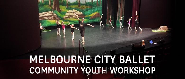 Melbourne City Ballet - Youth Workshop