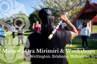 Image for event: Manawa Ora Mirimiri and Healing Workshop