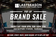 Image for event: Surf, Street, Skate, Snow Clothing & Shoes Sale