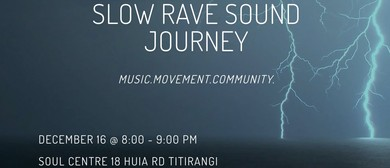 Russel Walder - Slow Rave Sound Journey