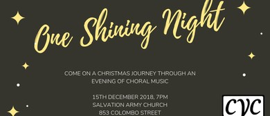 CYC Presents: One Shining Night