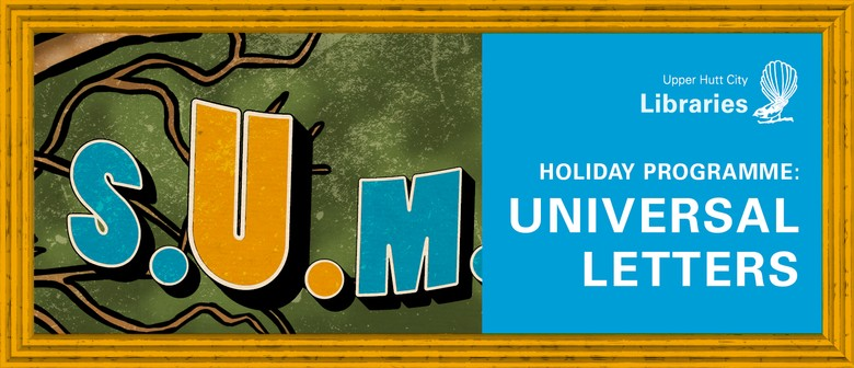 Holiday Programme: Universal Letters