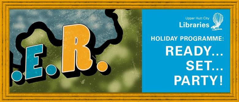 Holiday Programme: Ready... Set... Party!