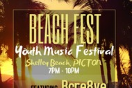 Image for event: Beach Fest - Youth Music Festival