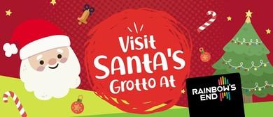 Visit Santa's Grotto
