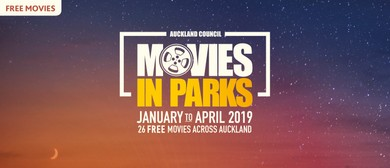 Movies in Parks: Hunt for The Wilderpeople