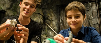 Weta Workshop School Holiday Program: CANCELLED