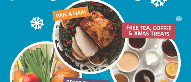 Cargill Xmas Open Home - Win A Ham & Free Treats