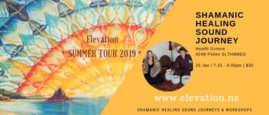 Shamanic Healing Sound Journey