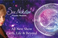 Image for event: Sue Nicholson - Earth, Life & Beyond