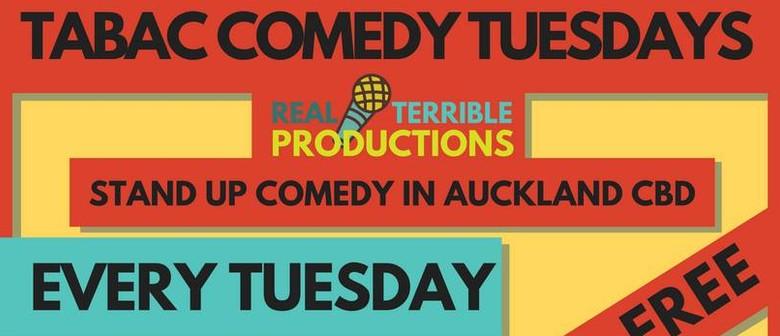 Tabac Comedy Tuesdays