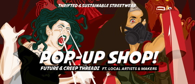 Future x Creep Threadz Pop-Up Shop/Exhibition