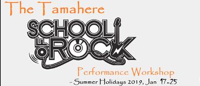 School of Rock - 2019 Holiday Workshop