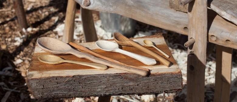 Rekindle Workshop: Spoon-Carving for Beginners