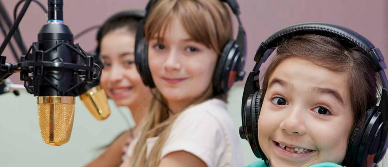 School Holiday Programme for Young Broadcasters