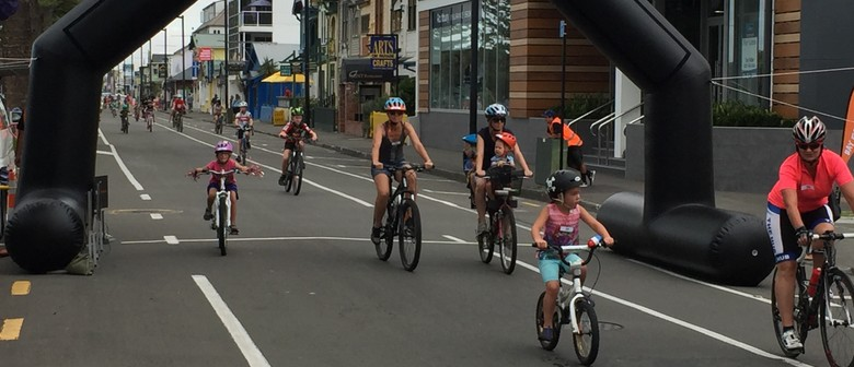 Summer Cycling Carnival - iWay Family Fun Ride