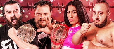 Impact Pro Wrestling: Nightmare Before Christmas 2018