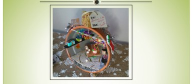 Make a Mini Santa's Workshop: 1 Day School Holiday Workshop