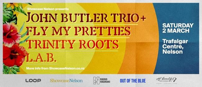 John Butler Trio, Fly My Pretties, L.A.B. & TrinityRoots