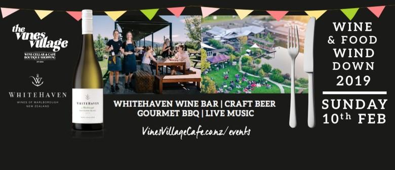 Wine & Food Wind Down 2019